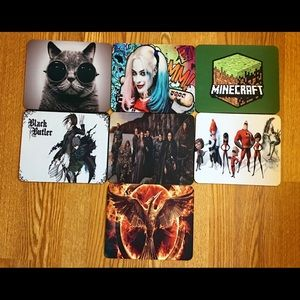 Accessories - Mouse pad (FREE)